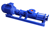 G20-1单螺杆泵